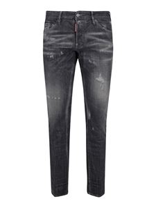 Dsquared2 - Grey slim jeans