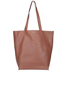 A.P.C. - Maiko tote in brown