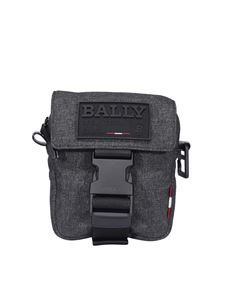 Bally - Rady cross body bag in grey