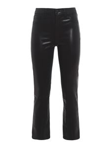 J Brand - Alma trousers in black