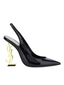 Saint Laurent - Opyum pumps in black