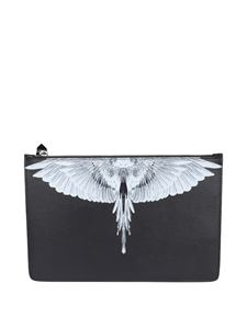 Marcelo Burlon County Of Milan - Pochette Wings nera