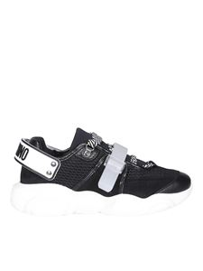 Moschino - Roller Skates sneakers in black