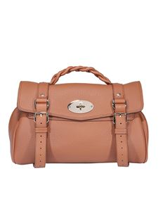 Mulberry - Alexa shoulder bag in beige