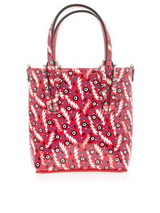 Christian Louboutin - Printed shopper in red
