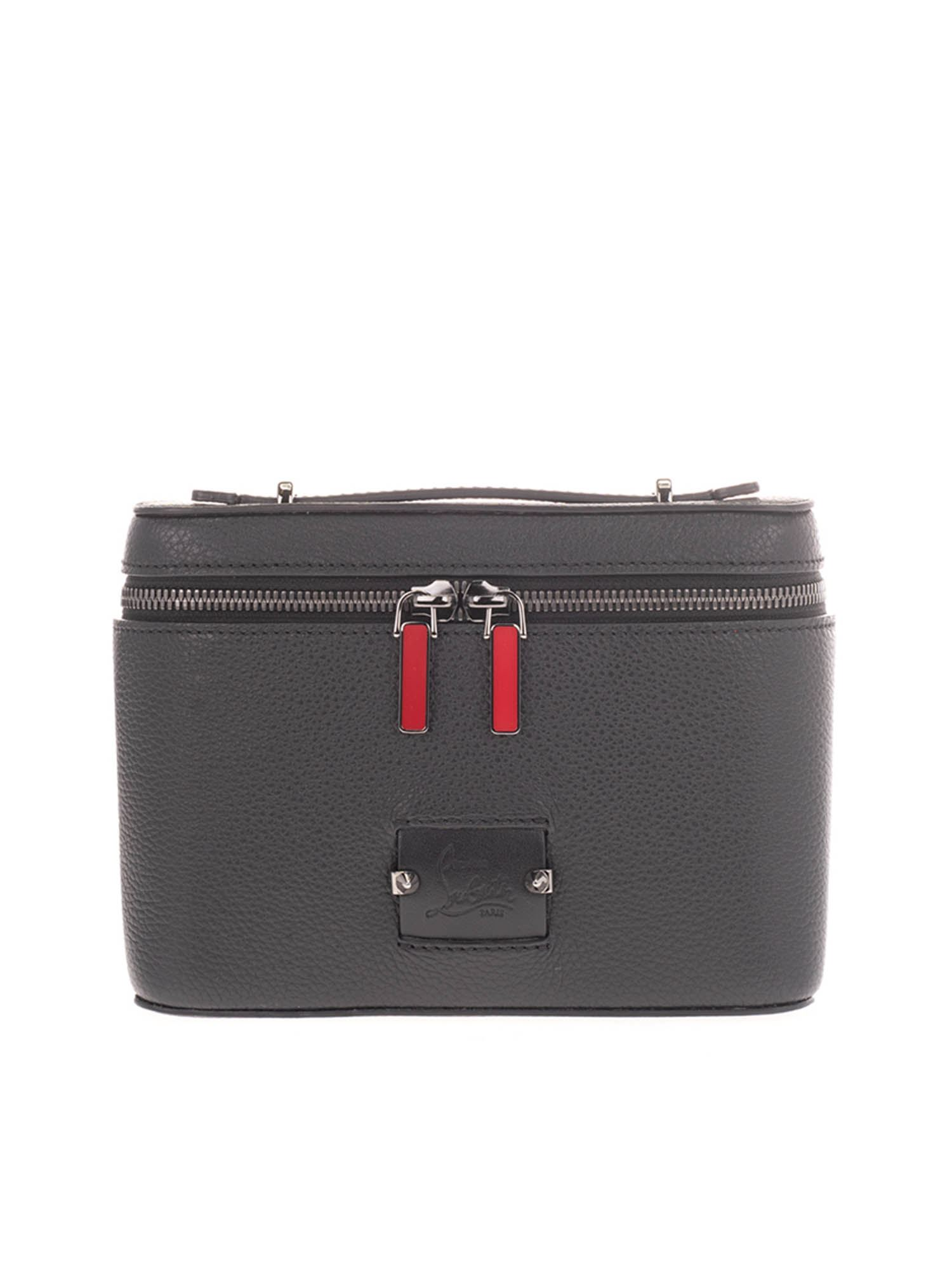 Christian Louboutin KYPIPOUCH SMALL BAG IN BLACK