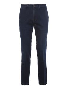 7 For All Mankind - Slimmy Chino trousers in blue