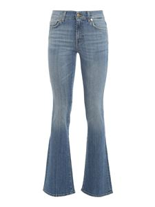 7 For All Mankind - Bootcut YR2000 LG jeans in light blue