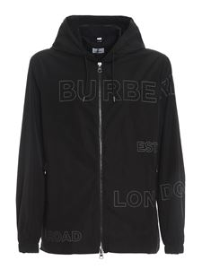 Burberry - Stretton jacket in black