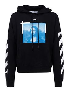 Off-White - Monalisa hoodie in black
