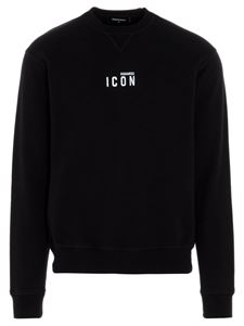 Dsquared2 - Crewneck sweatshirt in black