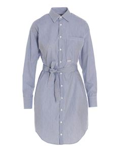 Dsquared2 - Shirt dress in blue