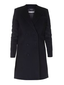 Givenchy - Black double breasted coat