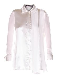 Max Mara - Marsala shirt in white