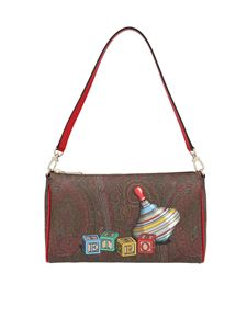 Etro - Etro Toys Spinning top bag in multicolor