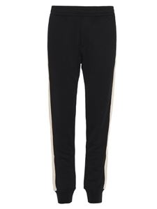 Alexander McQueen - Side-band joggers in black