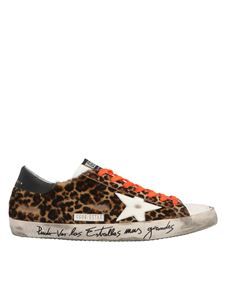Golden Goose - Sneakers Superstar multicolore