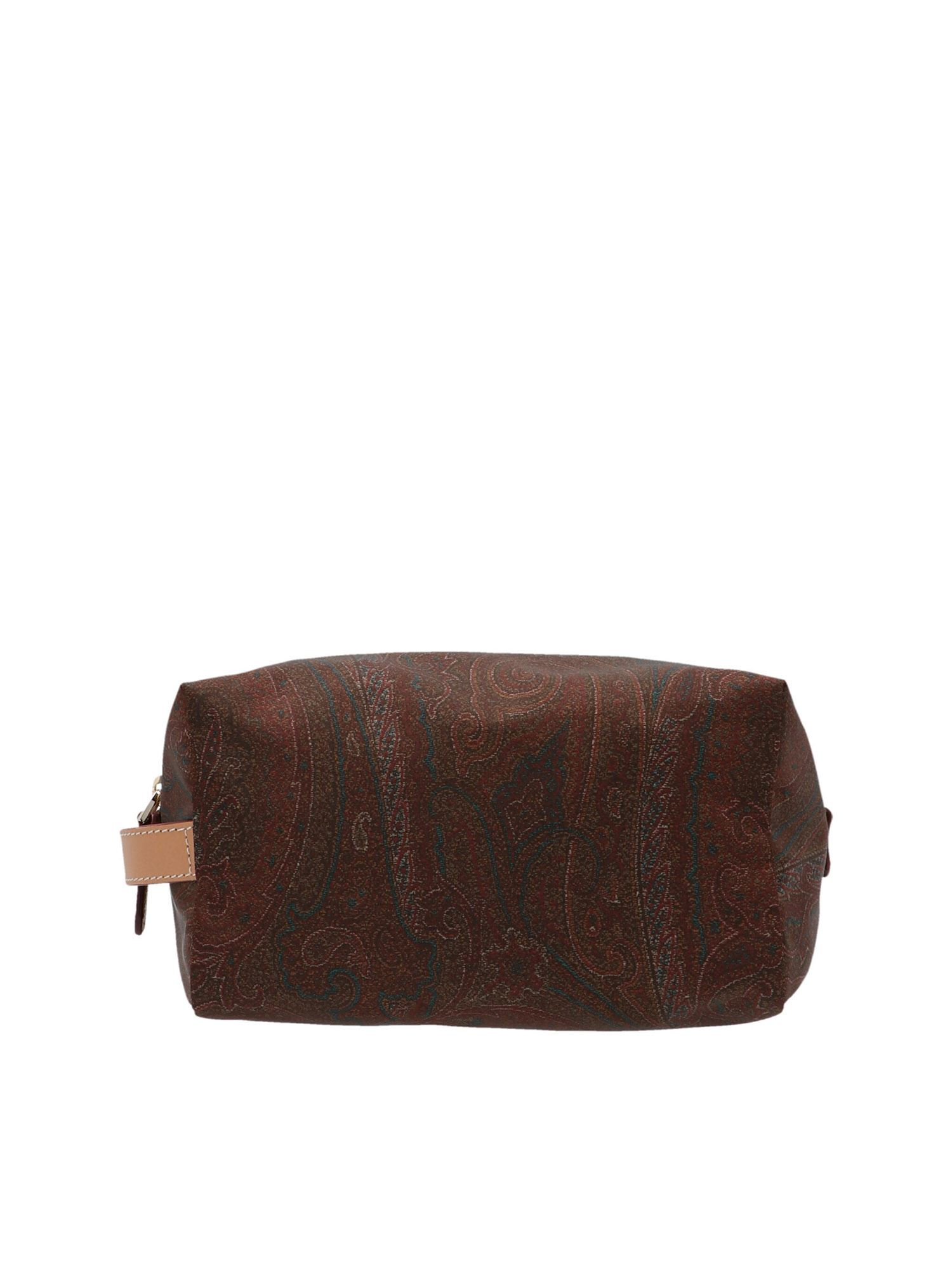 Etro PAISLEY BEAUTY CASE IN MULTICOLOR
