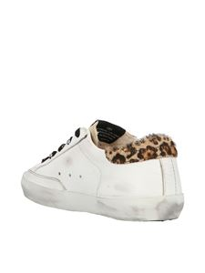 Golden Goose - Super-Star sneakers in white