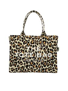 Marc Jacobs  - Large Traveler Tote shopper in animalier