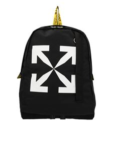 Off-White - Arrow Easy backpack in black