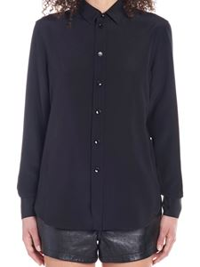 Saint Laurent - Basic shirt in black