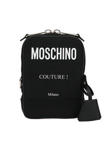 Moschino - Moschino Couture shoulder bag in black