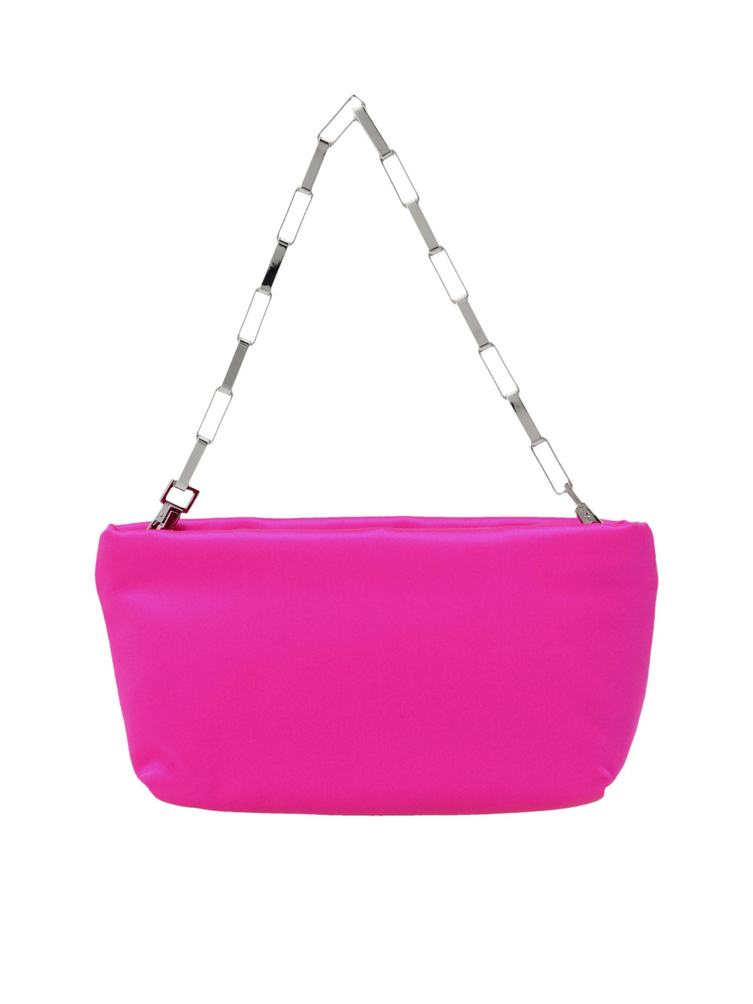 Attico WINONA MINI BAG IN FUCHSIA