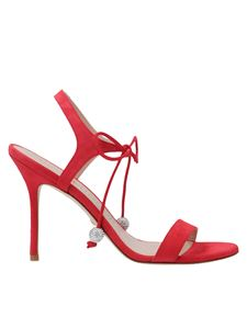 Stuart Weitzman - Oracle sandals in red