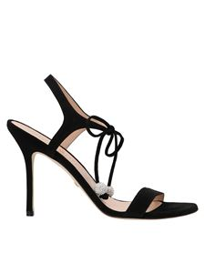 Stuart Weitzman - Oracle sandals in black