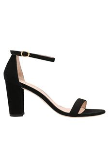 Stuart Weitzman - Nearly Nude sandals in black