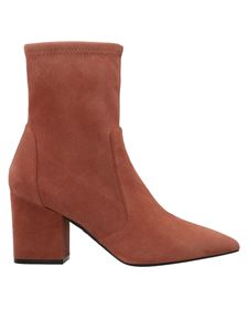 Stuart Weitzman - Vernell ankle boots in brown