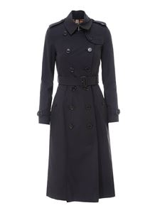 Burberry - The Chelsea Heritage trench coat in blue