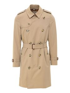 Burberry - Trench The Chelsea Heritage midi beige