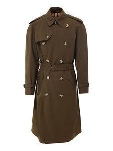 Burberry - Trench The Westminster Heritage verde