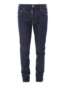 Dsquared2 - Cool Guy jeans in blue