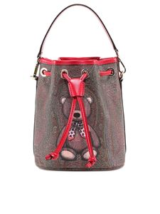 Etro - Toys bucket bag in brown