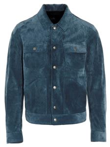 Tom Ford - Western Jacket in Denim Blue