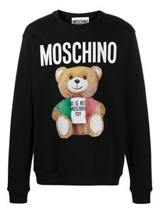 Moschino - Teddy sweatshirt in black