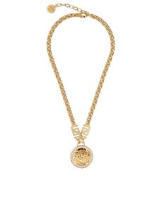 Versace - Icon Medusa necklace in gold color