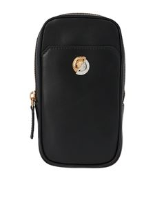 Versace - Medusa Demi shoulder bag in black