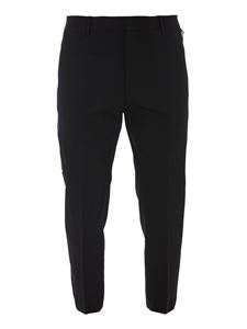 Dsquared2 - Brad wool trousers in black