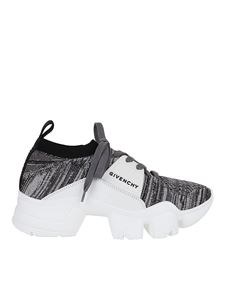Givenchy - Jaw running sneakers in grey