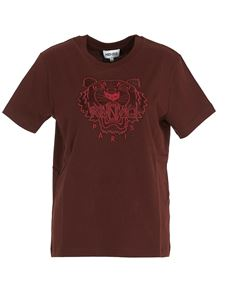 Kenzo - Tiger T-shirt in red