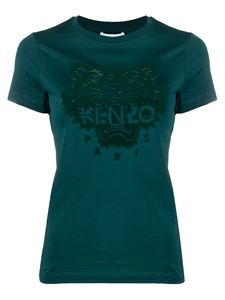 Kenzo - Tiger T-shirt in blue