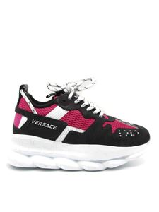 Versace - Chain Reaction 2 sneakers in black