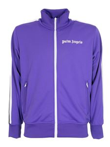 Palm Angels - Classic Track jacket in purple
