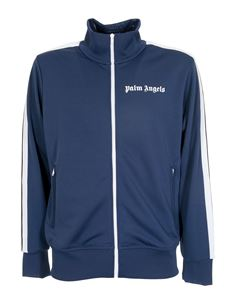 Palm Angels - Classic Track jacket in blue