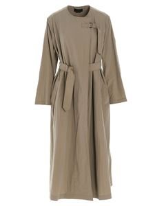 Isabel Marant - Ilifawn trench coat in beige