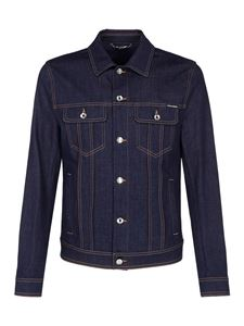 Dolce & Gabbana - Denim jacket in blue